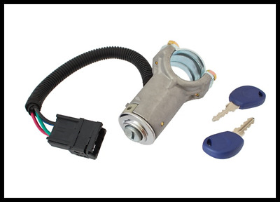 Iveco Daily 2006-2012 Ignition Barrel Cylinder  2 Keys Ignition Switch 2996075