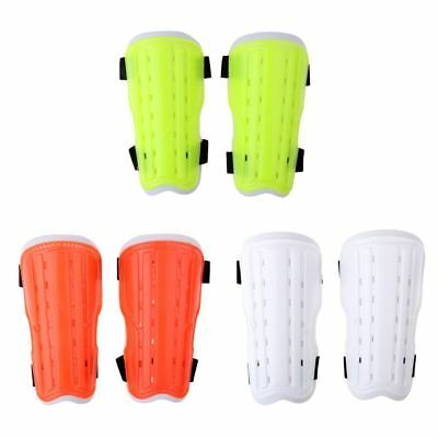 Lovoski Adult Boys Girls Safety Shin Guard Pads Cover for Football Soccer