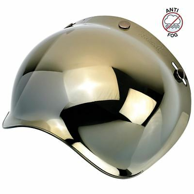 Biltwell Bubble Shield Anti Fog - Gold Mirror