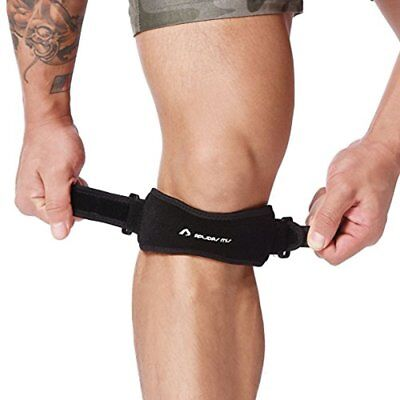 Knee Support Strap Pain Relief Brace Patella Tendonitis, Jumpers Runner, Hiking