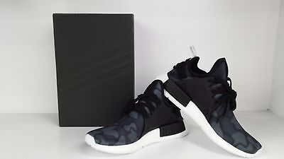 super popular e4750 97589 Adidas NMDXR1 Nomad Runner Core Black Duck Camo White BA7231 - Brand New!
