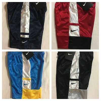 Nike Boys Shorts, Size 2T, 3T, 4T, Black, Gray, Red, Blue, $20, Athletic Gift