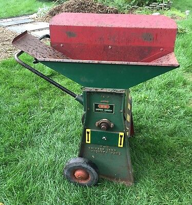 Ww Grinder Corp G 2 Shredder W Grate Very Good Condition Western New York
