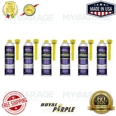 Royal Purple Max Clean Fuel System Cleaner & Stabilizer 11722 Pack Of 6