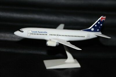 Ansett Airbus A320 Model Plane Old Flag Livery Rare