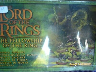 VINTAGE LORD OF THE RINGS 28 mm Orcs of Goblin Warriors