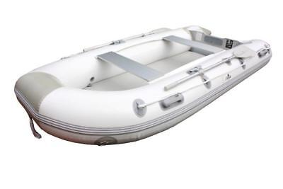 Newport 3.30m Inflatable Boat with Air Deck Floor - Brand New - 2 Year Warranty