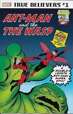 True Believers Kirby 100Th - Ant-Man And The Wasp #1