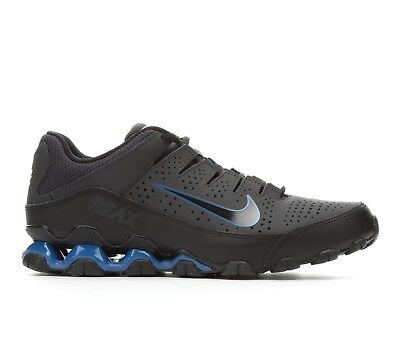 separation shoes 474f7 1477d NIB Men s Nike Reax 8 TR 616272 010 Leather Running Training Shoes Torch