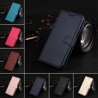 New Wallet Flip PU Leather Phone Case Cover For Samsung Galaxy S9 Note 8 A8 2018