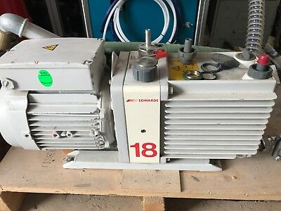 Edwards E2M18 Vacuum Pump