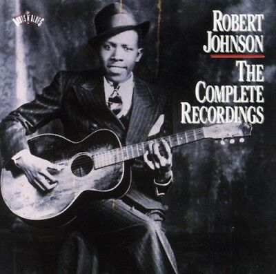 Robert Johnson - Complete Recordings (CD Used Like New)
