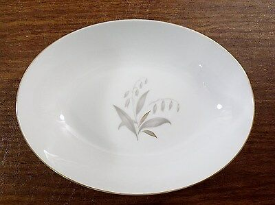 "KAYSONS Fine China of Japan GOLDEN RHAPSODY 10"" Oval Vegetable Bowl"