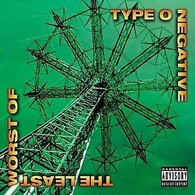 The Least Worst of - Type O Negative [2 x LP]