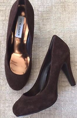 fe80461f515 NEW Steve Madden Womens Shoes Size 7 M Suede