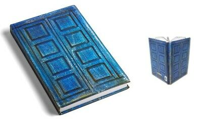 Doctor Who River Song Diary Tardis Journal Notebook (Large 8x5 inch)