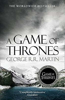 A Game of Thrones A Song of Ice and Fire Book 1 George R.R Martin 9780007548231