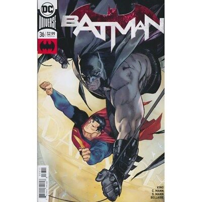 Batman #36 (2017) 1St Printing Dc Universe Rebirth Bagged & Boarded