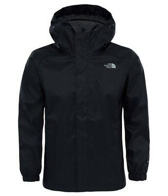 (X-Large, Black (TNF Black)) - The North Face Waterproof Reflective Resolve