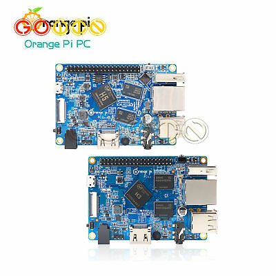 Orange Pi PC2/PC H5/H3 High Performance Quad-core 64 bit 1GB DDR3