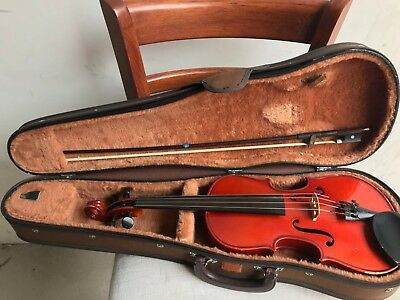 13'' Stentor Student II Viola,Good quality wood bow, Carved, spruce front