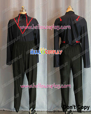 Fullmetal Alchemist Cosplay Greed Uniform Costume H008