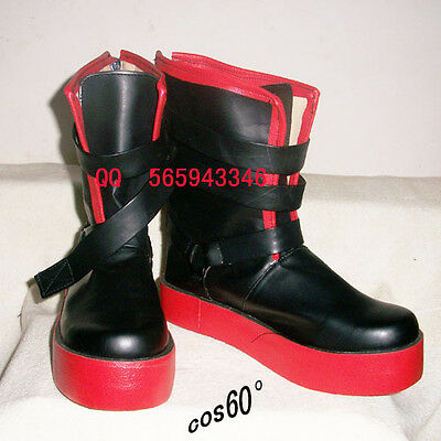 Fullmetal Alchemist Edward Elric Cosplay Shoes S008