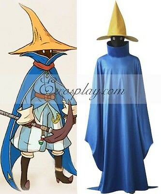Final Fantasy Black Mage Cosplay Costume E001