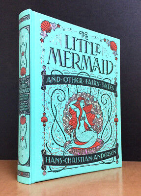 THE LITTLE MERMAID and Other Fairy Tales by HANS CHRISTIAN ANDERSEN (Leather)