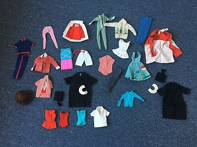 Vintage Barbie Clothing Lot