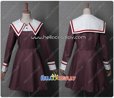 Chobits Cosplay Chi Girl Uniform H008