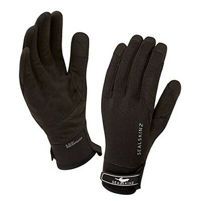 (X-Large, Black) - SealSkinz Dragoneye Glove -. Free Shipping
