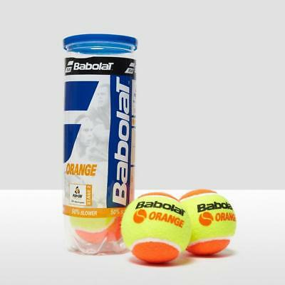 Babolat Orange Tennis Balls (3 Ball Can) Orange