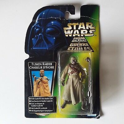 Star Wars, The Power Of The Force, Tusken Raider, Kenner 1996