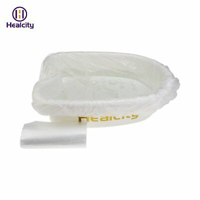 Heavy Duty Plastic foot basin for detox foot spa bath tub with 100 liners