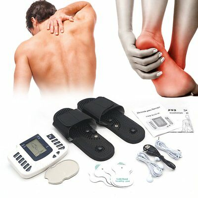 Tens Machines Digital Therapy Massage Slippers Feet Therapy Machine UK