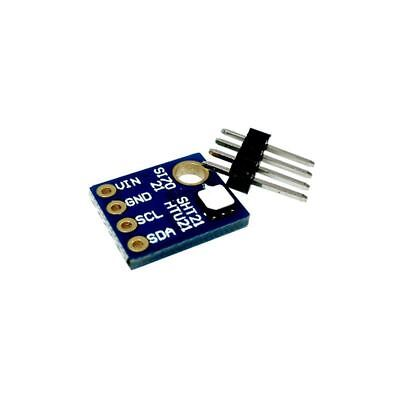 GY21 Si7021 Industrial High Precision Humidity Sensor Interface For Arduino Q7T9