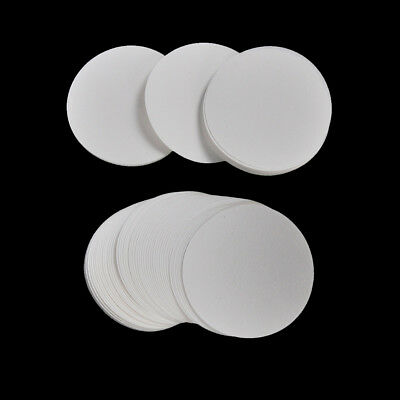 100Pcs Filter Paper 7cm Medium Speed Filter Paper Lab Filtration BE