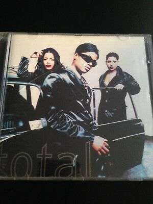 Total - CD, Album, R&B * Can't You See* No One Else* 1995