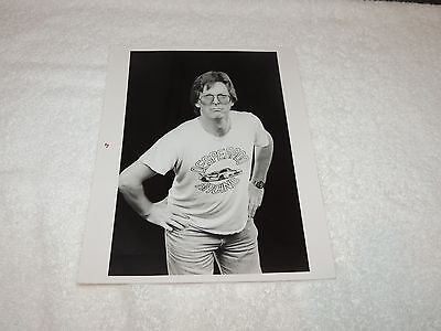 Grateful Dead / Phil Lesh  - Original 8 x 10 Portrait / Print - Very Nice! RARE!