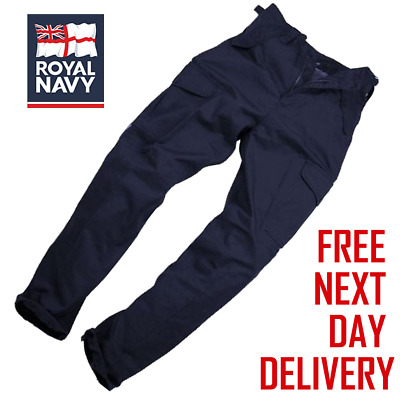 Royal Navy PCS No4 Working Dress Combat Trousers RN RNPCS clothing system