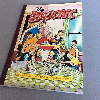The Broons Glasgow Comic Book vgc 1991