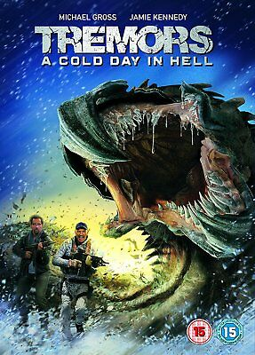 Tremors A Cold Day in Hell DVD Jamie Kennedy Pre-Order 5053083146559