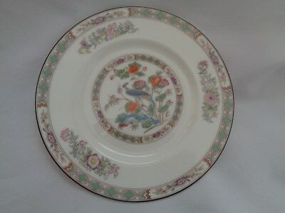Wedgwood Bone China Made In England Kutani Crane Bread And Butter Plate  R4464
