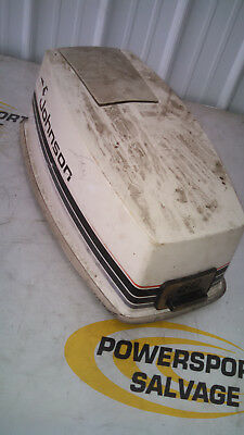 1984 77-88 EVINRUDE Johnson 60 HP Engine Cover Cowl Top Lid Hood