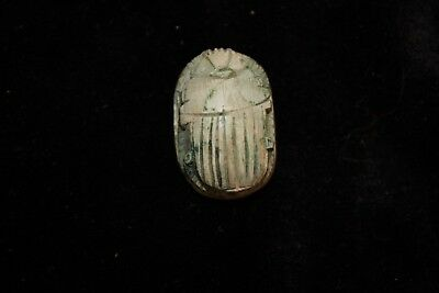 Egyptian Antique Scarab Bead