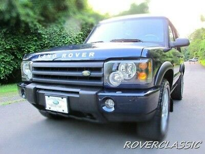 2003 Land Rover Discovery SE 2003 LAND ROVER DISCOVERY II ... 95,565 Original Miles