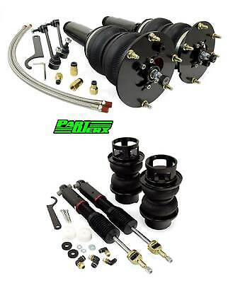 BMW 2 3 4 Series Air Lift Performance Front + Rear Suspension Struts Shocks Bags