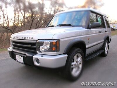 2003 Land Rover Discovery SE 2003 LAND ROVER DISCOVERY II SE ... 90,851 Original Miles
