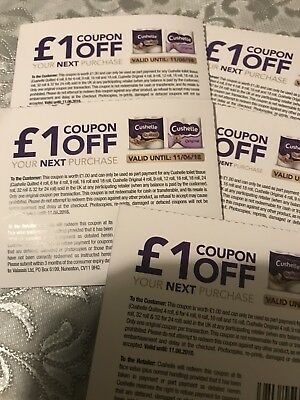 £10 Off Coupons For Cushelle Toilet Rolls